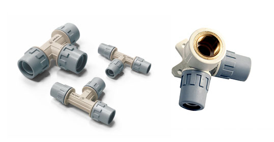 Innovative Patented Pipe Fitting