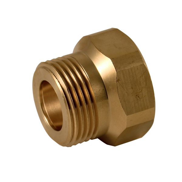 threaded joint male