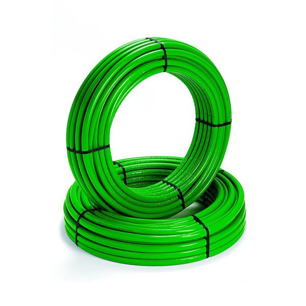 multi-calor pipe isoline green