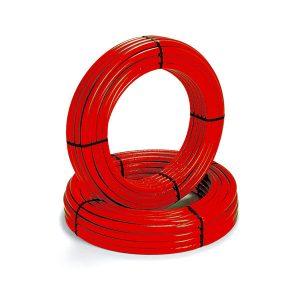 multi-calor pipe isoline red