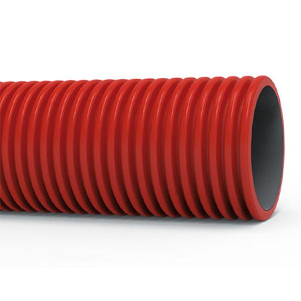 corrugated multi-calor pipe