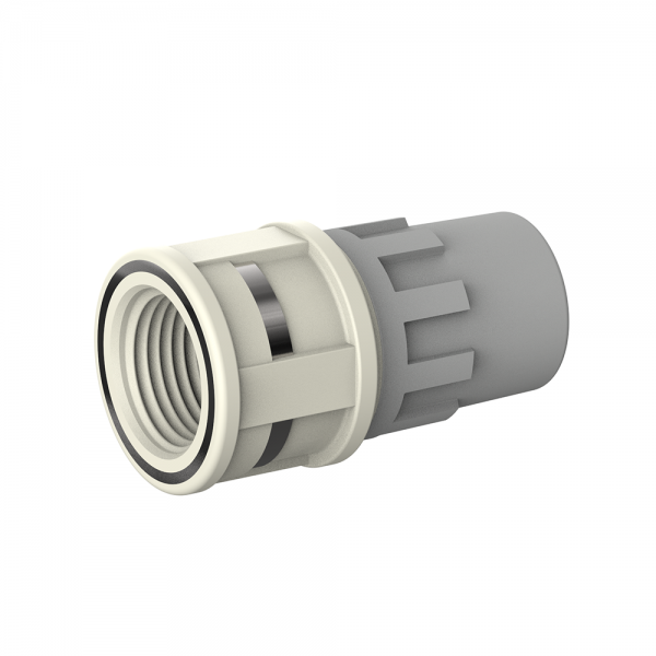 threaded joint f with PPSU/alloy thread no.2