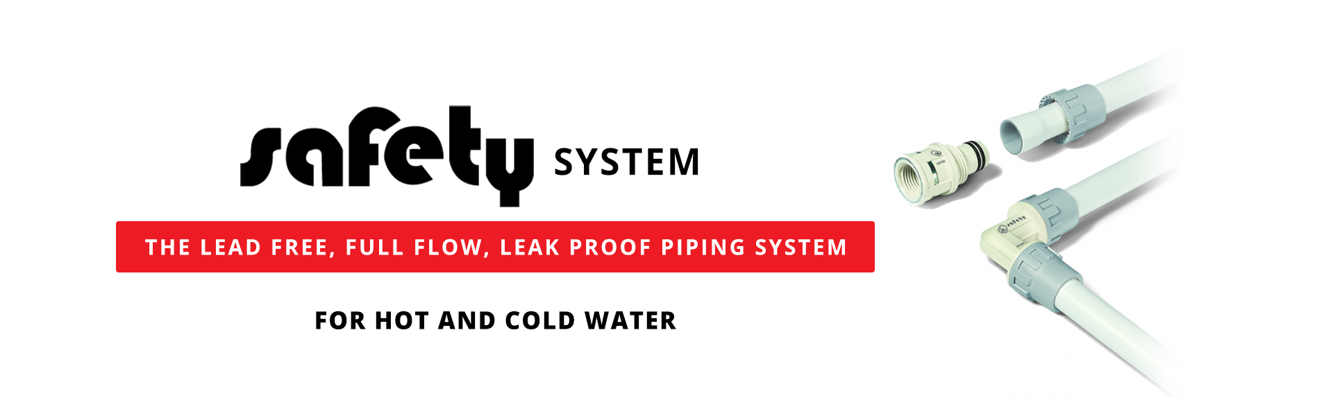 Piping System Sydney   Lead Free, Full Flow, Leak Proof Pipe